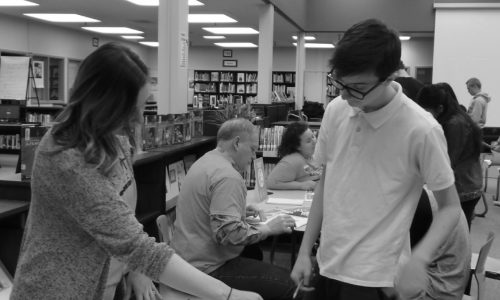 Photo: High School Students Hone Their Budgeting Skills Through Financial Reality Fairs